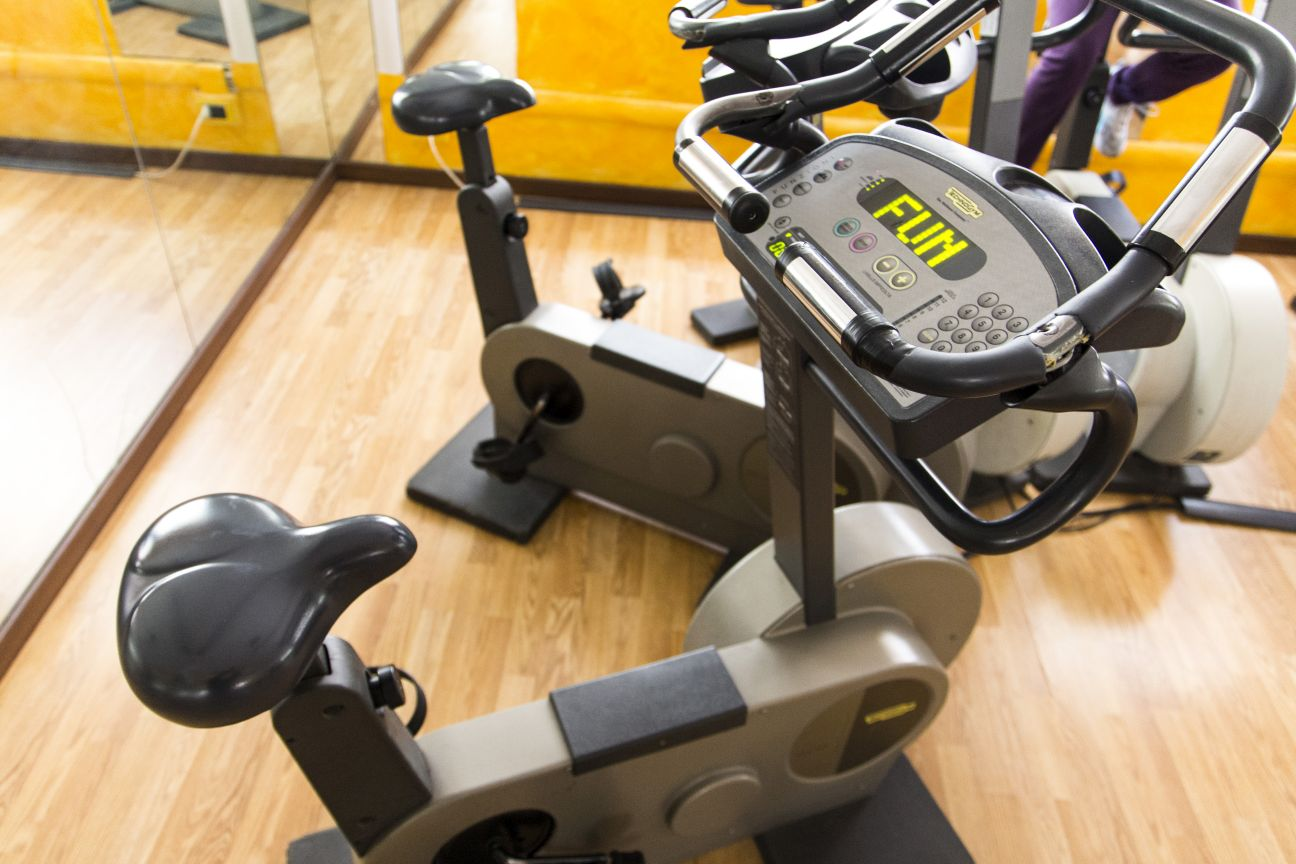 Palestra New Life Center Rho - Cyclette